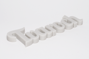 Sadrový kompozit zcorp 3D tlač