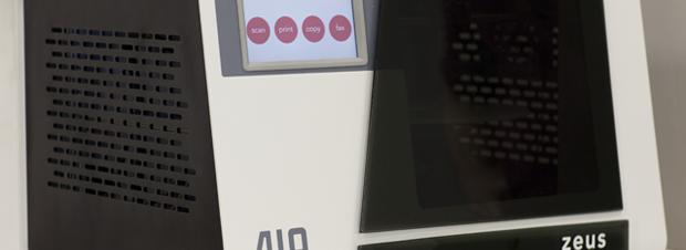 ZEUS 3D tlačiareň printer