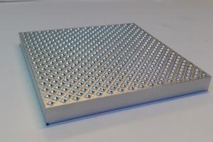 CNC frezovanie hlinik ocel titan