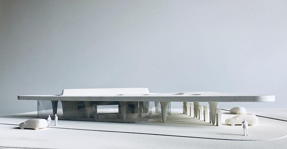 3D tlac architektura