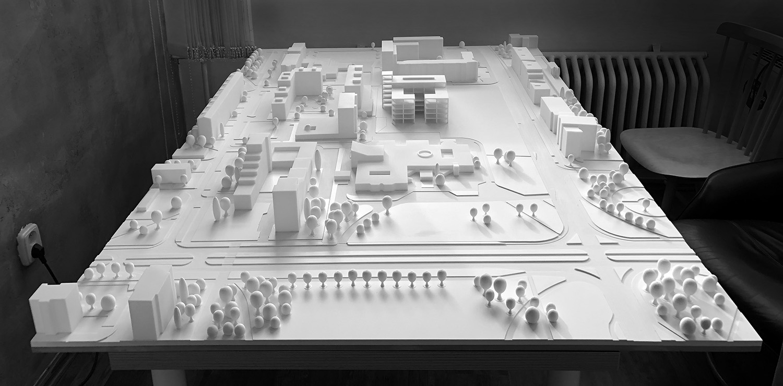 3d Tlac Architektura Urbanisticky Model Architecture 5