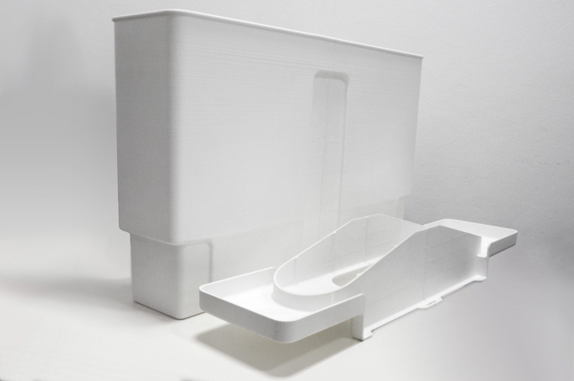 prepravny box prototyp