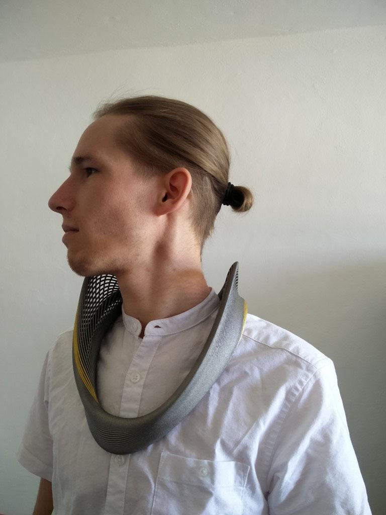3D print, collar