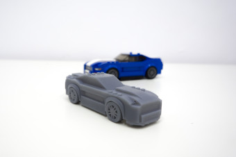 detailny plast, 3D tlac