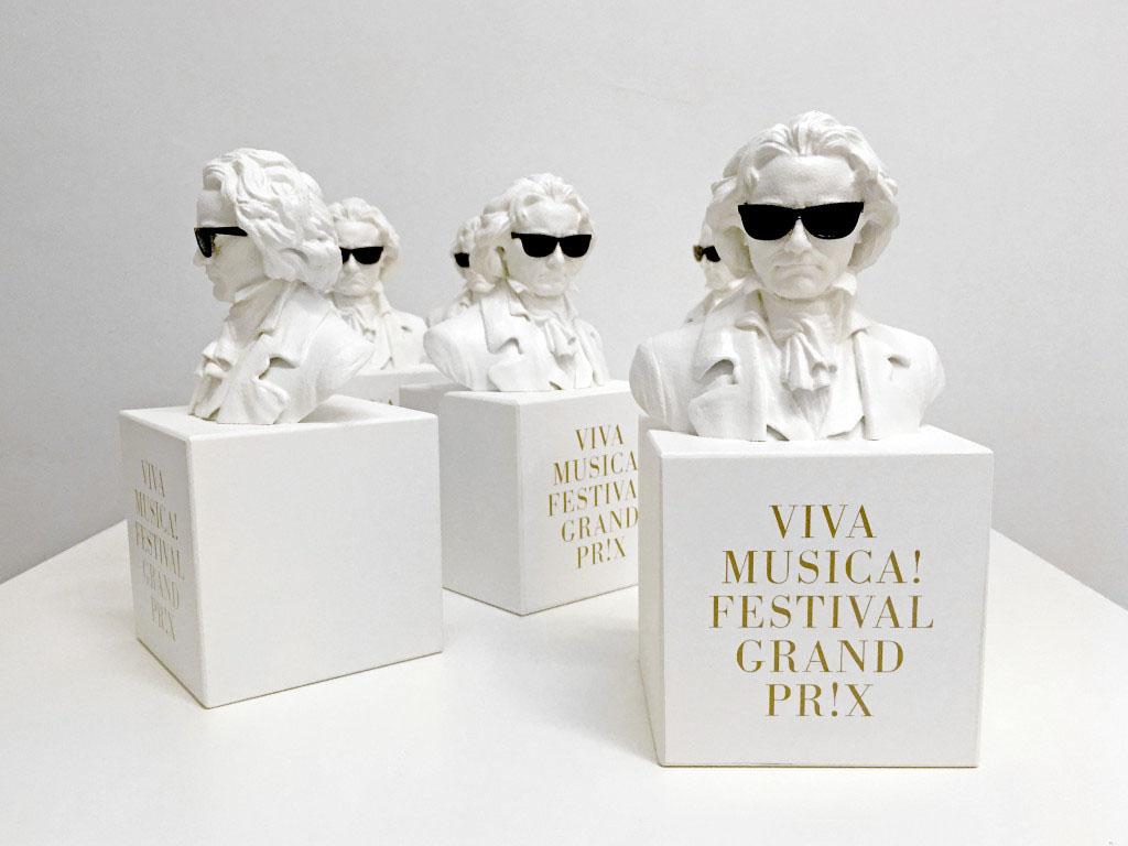 tvaroch, 3d tlac, sadrovy kompozit, viva musica grand prix
