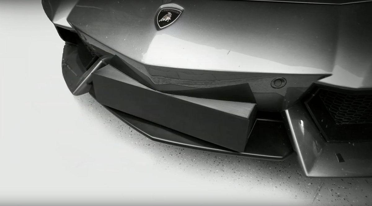 spz Lamborghini Aventador 1
